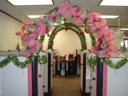 Grinch Office Decorations christmas cubicle decorating ideas the home design cubicle