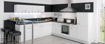 modele de cuisine moderne americaine cuisine equipee noir et blanc 12 americaine blanche grise mulhouse