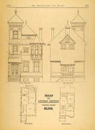 plain victorian mansion floor plans houses on inspiration plain
