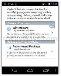 cydia android saurik released cydia for android android downloads