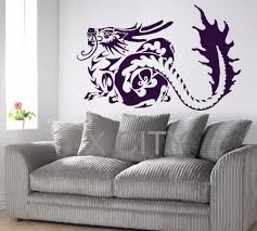 popular chinese wall stickers dragon buy cheap chinese wall oriental dragon chinese long super giant wall sticker vinyl art window decal stencil for kids room