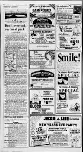 new years party akron ohio akron beacon journal from akron ohio on december 26 1985 page 43