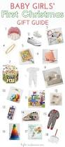 the perfect first christmas gift guide for a baby