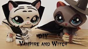 diy vampire u0026 witch costume halloween special youtube