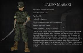 japanese quote character character bio takeo masaki by d0ct0rrr1cht0f3n on deviantart