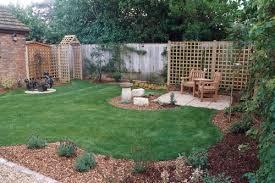 Landscaping Ideas For Backyard Backyard Landscape Plans Makrillarna Com
