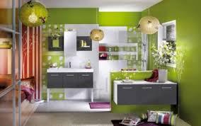 chambre ado vert salle de bain vert olive et gris dans chambre ado