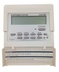 mitsubishi electric mitsubishi electric lossnay controller pz 60dr e heat recovery