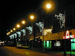 commercial christmas decorations and displays for municipalities
