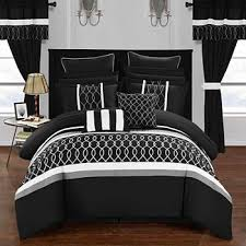 Bed Sets Black Black Comforters Bedding Sets For Bed Bath Jcpenney