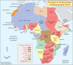 africa map before colonization the physical political geography of africa lessons tes teach
