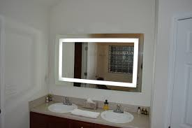 60 bathroom mirror amazon com lighted vanity mirror led mam86036 commercial grade 60