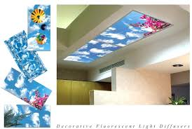 homemade fluorescent light covers exciting ceiling light panels home depot ideas simple design home