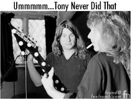 Black Sabbath Memes - caption this photo ozzy osbourne randy rhoads feelnumb com