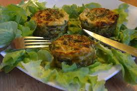cuisine haricot vert petits flans de haricots verts et carottes au fil du thym