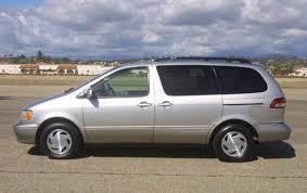 toyota minivan 2002 toyota sienna information and photos zombiedrive