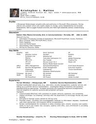 Job Resume Key Skills by Cute Resume Examples Office Assistant Cover Letter For Templates