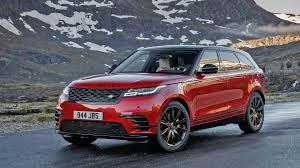 red range rover land rover range rover velar 2017 std price mileage reviews