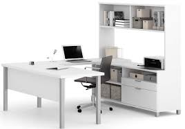 Executive Desk And Credenza Pro Linear Metal Leg Modular Office Desk Series U2013 Executive Desk Set