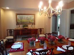 gracious interiors china on dining room walls