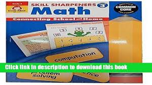 download skill sharpeners math grade 3 book free video dailymotion