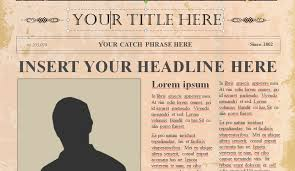 newspaper theme for ppt newspaper template powerpoint catchphrase powerpoint catchphrase