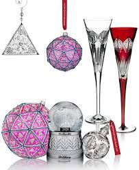 waterford 2018 times square collection macy s