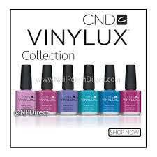 cnd vinylux garden muse weekly nail polish 2015 crushed rose 15ml