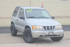 2001 kia sportage 2 door convertible 4x4 u201csuper clean 4wd