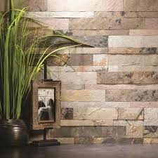 Peel And Stick Stone Tile Backsplash Interior Design Ideas - Adhesive kitchen backsplash