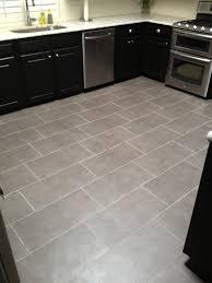 Tile Floor Kitchen by White Tile Kitchen Floor Home Design
