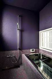 120 best purple bathrooms images on pinterest purple bathrooms