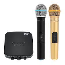 wholesale car karaoke machine car gadget from china