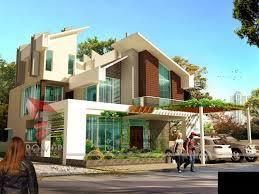 Modern House Interior And Exterior Design - Home design interior and exterior