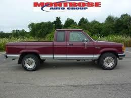 1989 ford ranger xlt 4x4 1992 ford ranger