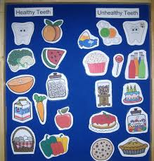healthy food vs unhealthy food students can draw picture or use