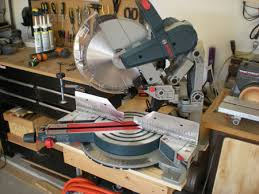 Bosch Saw Bench Hands On Bosch Axial Glide Miter Saw Toolmonger