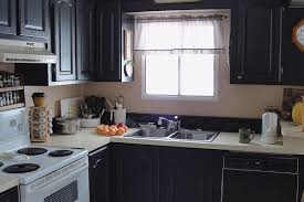 black kitchen cabinets small kitchen small kitchen black cabinets home planning