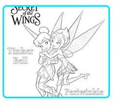 tinker bell secret wings kiwiwise