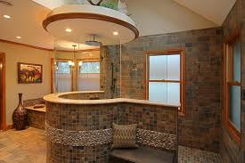 Fine Bathroom Tile Ideas Natural Stone Design With Decorating - Stone bathroom design