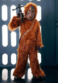 chewbacca costumes child baby star wars halloween
