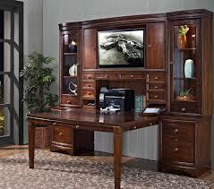 Partner Desk With Hutch Collection Partner S Desk Unit Home Office Pinterest