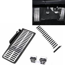 aliexpress com buy stainless car pedals for vw passat b6 b7 cc
