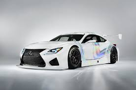 lexus rc price uk lexus rc f gt3 racer debuts in detroit will race in u s by 2016