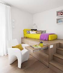 Schlafzimmer Beleuchtung Sch Er Wohnen Podestbett Bauen Ideen Bilder Möbelideen Kleines Schlafzimmer
