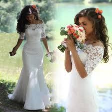 winter wedding dresses 2010 custom made new sleeves lace mermaid wedding dress vestidos