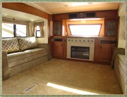 Open Range Travel Trailer Floor Plans by Front Living Room 5th Wheel Travel Trailers Home Decorations Ideas