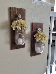 Wall Sconces Rustic Best 25 Mason Jar Sconce Ideas On Pinterest Country Chic