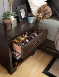 Diy Charging Station Ideas by Amazon Com Pulaski Sable Nightstand Kitchen U0026 Dining