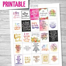 printable stencils quotes motivational quotes planner stickers printable planner stickers